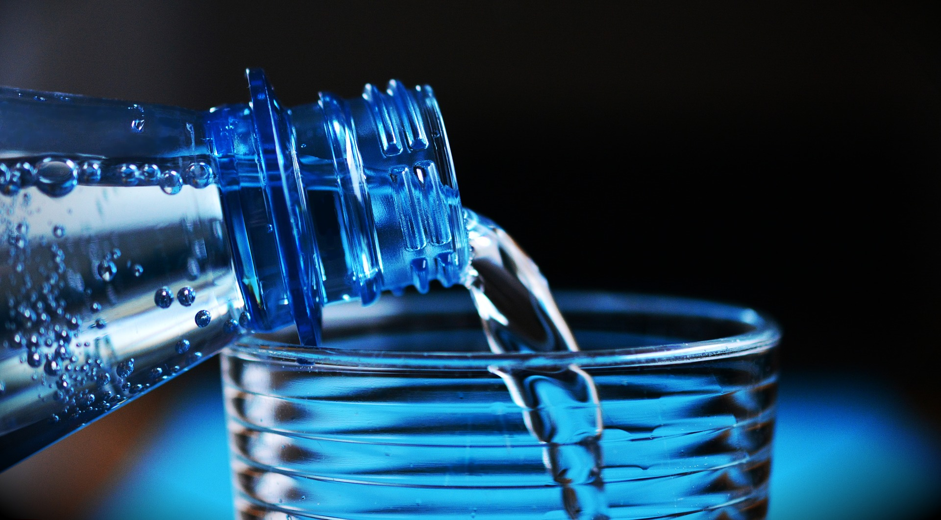 water-transparant